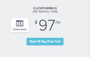 ClickFunnels™ Marketing Funnels price